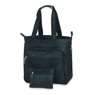 New 14.1 Expandable Laptop Notebook Computer Tote Bag