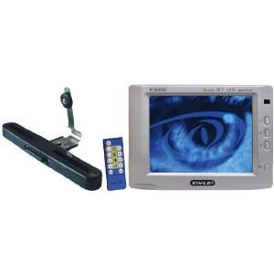 Pyle PLVHR60 6 Color TFT LCD Monitor w//Universal