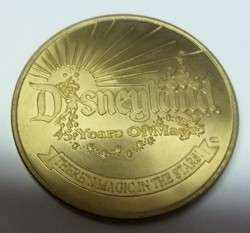Disney 45 years of Magic Collectible coin 2000 45 YEARS OF MAGIC