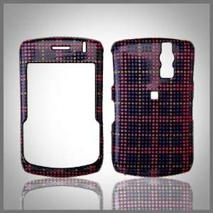 Purple & Pink Black Glitterati glitter bling case cover