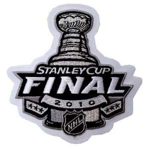 Logo Patch NHL   2010 Stanley Cup Sports & Outdoors
