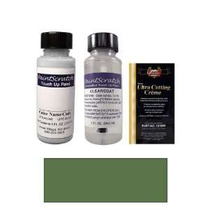 1 Oz. Aspen Green Pearl Metallic Paint Bottle Kit for 2004
