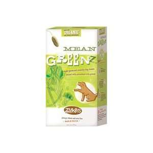 Zukes Organic Bakes Mean Greenz Dog Treat 14 oz: Pet Supplies