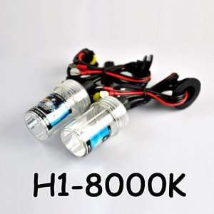 New 35W H1 8000K Car HID Xenon Bulbs Lights Lamps White