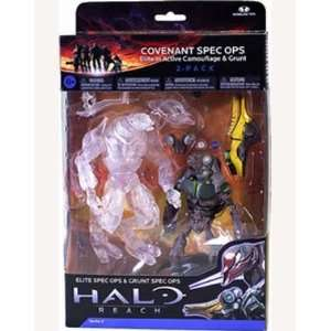 Halo Reach McFarlane Toys Series 5 Action Figure 2Pack