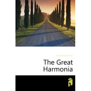 The Great Harmonia Davis Andrew Jackson Books