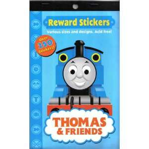 Thomas Tank Engine Reward Stickers (9781593945886) Books