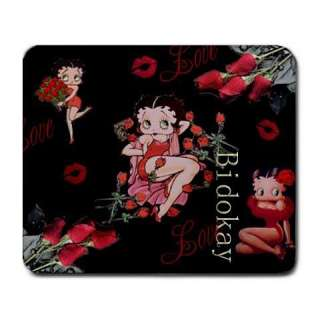 m527 Mouse Pad Mousepad Mat Betty Boop Cute Sexy Large