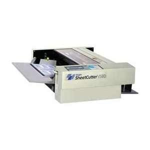 Duplo V 580 Cut Sheet Cutter Electronics