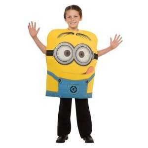 Me Childs Costume, Minion Dave Costume Toddler: Toys & Games