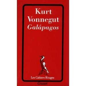 Galápagos (9782246371922): Kurt Vonnegut: Books