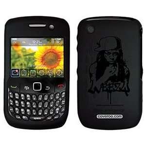 Lil Wayne Weezy on PureGear Case for BlackBerry Curve