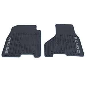 Mopar 82211628 OEM Dodge Ram Slush Style Floor Mats   In