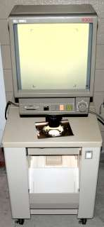 BELL & HOWELL 6300 Microfilm Scanner Projector Printer