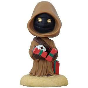 Jawa   Star Wars Holiday   Mini Bobble Head Toys & Games