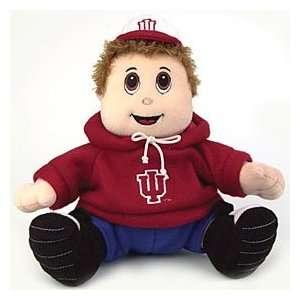 Indiana Hoosiers IU NCAA 9 Plush Mascot Sports