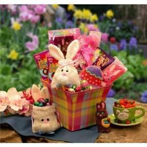 Blooming Bunnies Easter Planter  Grocery & Gourmet Food