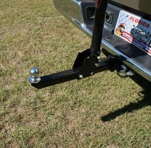 REAR ACCESS 4 BICYCLE BIKE CARRIER RACK FITS 2 TRAILER HITCH