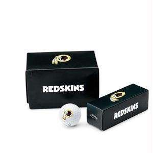 Washington Redskins NFL Team Logod Golf Balls (1 Dozen