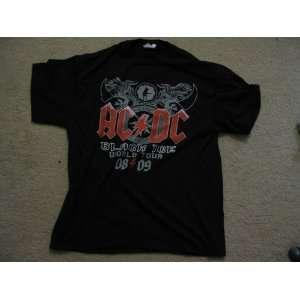 AC DC Black Ice (World Tour 08 09)