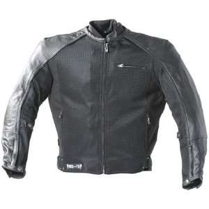 Power Trip 2X Grey/Black Intercooled Jacket