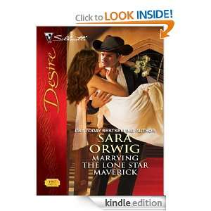 Marrying the Lone Star Maverick (Silhouette Desire) [Kindle Edition]