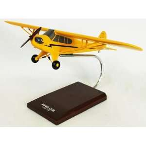 Scale Model Piper J 3 Cub Model Airplane Toys & Games