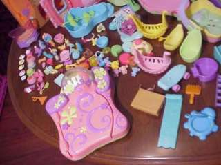 HUGE LITTLEST PET SHOP LOT, PLAYSETS, ACCESS., 178 PETS,