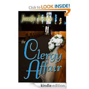 The Clergy Affair eBook: Jennifer Johnson: Kindle Store