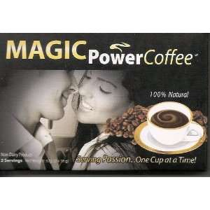 Magic Power Coffee: Everything Else