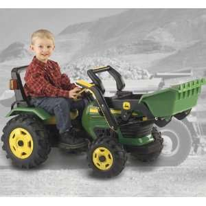 John Deere Front Loader Vehicle Toys & Games