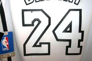 LA Lakers Kobe Bryant White Black Kids Youth Jersey