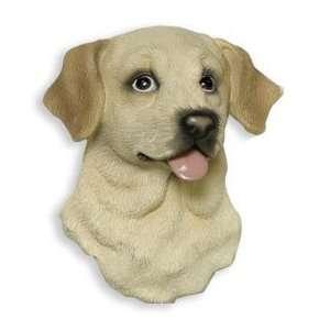 Yellow Labrador Retriever Dog Magnet