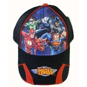 Justice League Boys Baseball Cap   Justice League