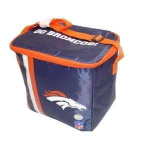 Denver Broncos NFL 16 Can Team Logo Cooler Bag Sports