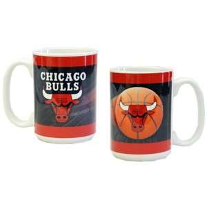 Chicago Bulls Coffee Mug Sports & Outdoors
