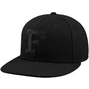 the World Florida Gators Black King Bob 1 Fit Hat