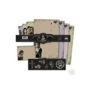 Victoria Frances Favole Vampire Paper Envelope Sticker