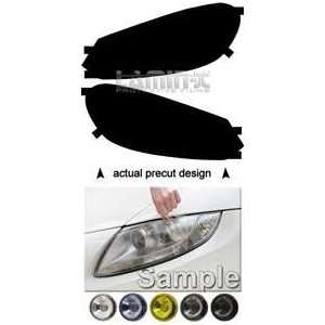 VW Jetta VI Sportwagen (10 11) Headlight Vinyl Film Covers
