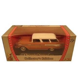 1957 Chevrolet Nomad Brown 1/43 Diecast Car Model