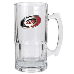 Carolina Hurricanes NHL 1 Liter Macho Mug   Primary Logo