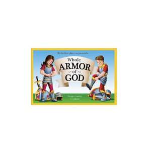 Whole Armor of God Toys & Games