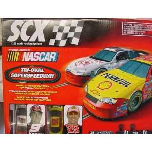 Tri Oval Super Speedway Race Set, Analog (Slot Cars): Toys & Games