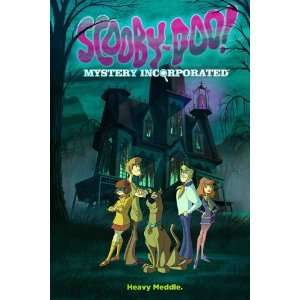 Scooby Doo Mystery Incorporated Poster TV (11 x 17 Inches 28cm x 44cm