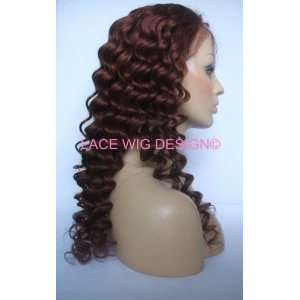 Deep Curl Full Lace Wig 22  Long Indian Remy   Custom