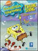 SpongeBob SquarePants Theme Song Piano Sheet Music NEW