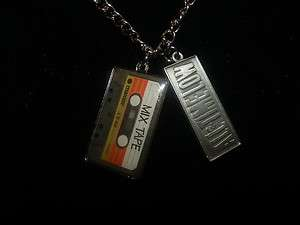 ALL TIME LOW MIX TAPE CHARM NECKLACE FROM HOT TOPIC