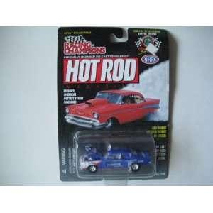 Racing Champions Hot Rod #109 69 Chevy Camard Everything
