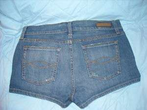 Abercrombie &Fitch Women Shorts; Size 10