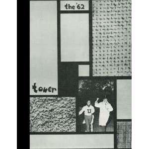 (Reprint) 1962 Yearbook University High School, Carbondale